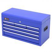 George Tools gereedschapskist blauw 6 laden