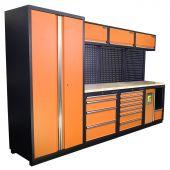 Kraftmeister Werkplaatsinrichting Halifax Nextgen Oranje