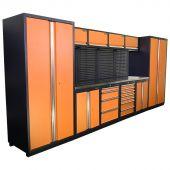 Kraftmeister Werkplaatsinrichting Winnipeg RVS Nextgen Oranje