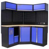 Kraftmeister werkplaatsinrichting Oregon Multiplex blauw