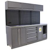 Kraftmeister Werkplaatsinrichting Oakville Performance RVS