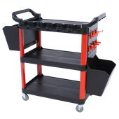 George Tools werkplaats & detailing trolley - type 1