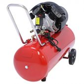 George Tools compressor 100 liter - Hoge capaciteit