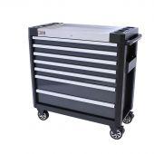 George Tools gereedschapswagen gevuld Greyline 38 Premium - 154 delig