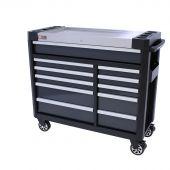 George Tools gereedschapswagen gevuld Greyline 44 Premium - 154 delig